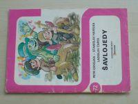 Ilustrované sešity 72 - Chvojka - Šavlojedy (1981)