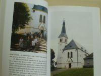 Studený - Deset let naší bohoslužby při stavbách a opravách kostelů a kaplí (2001)