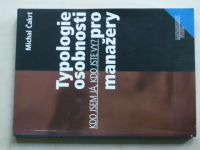 Čakrt - Typologie osobnosti pro manažery - Kdo jsem já, kdo jste vy? (1999)