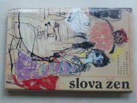 Cunyová, Girardotová - Slova žen (1987)