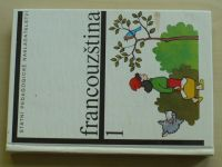 Francouzština 1-3 (1990-91) 3 knihy