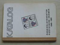 Katalog československých poštovních známek 1945-1991