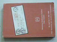 Kirstein - Münchner Briefmarken-Auktion (1986)