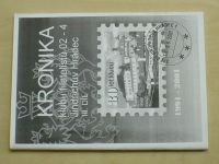 Kronika klubu filatelistů 02-4 Jindřichův Hradec III. díl - 1991-2000