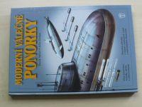 Miller, Jordan - Moderní válečné ponorky - Vývoj, konstrukce, technika, taktika a výzbroj (2008)
