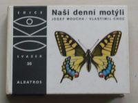 Oko 35 - Moucha - Naši denní motýli (1980)