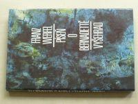 Werfel - Píseň o Bernadettě (1989)