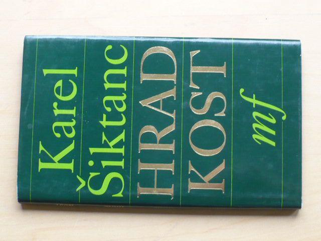 Karel Šiktanc - Hrad Kost (1995)
