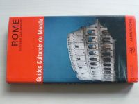 Carandente - ROME - Guides Culturels du Monde (Michel Paris 1971)