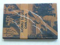 Komu sluší omluva - Češi a sudetští Němci (1992)
