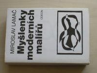 Lamač - Myšlenky moderních malířů (1989)