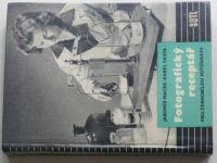Macek - Fotografický receptář pro černobílou fotografii (1958)