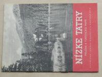 Nízke Tatry - Príloha k turistickej mape (1960)
