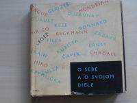 O sebe a o svojom diele (1964) slovensky
