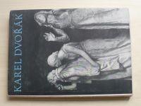 Pečírka -  Karel Dvořák (1955) Monografie českého  sochaře