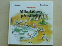 Sempé, Goscinny - Malý Mikuláš - Mikulášovy přestávky (1997)