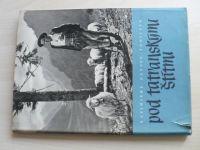 Kazimerz, Saysse-Tobiczyk - Pod tatranskými štítmi (1956) slovensky