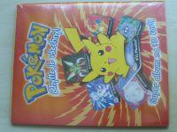 Pokémon - Album na 3D karty - 49 karet