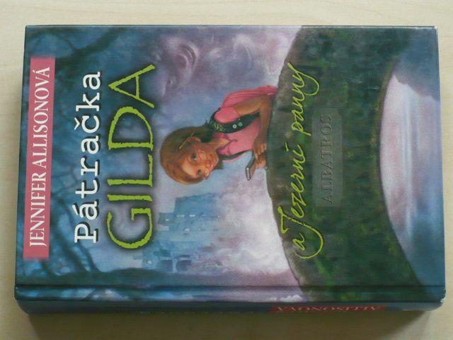 Allisonová - Pátračka Gilda a Jezerní panny (2008)