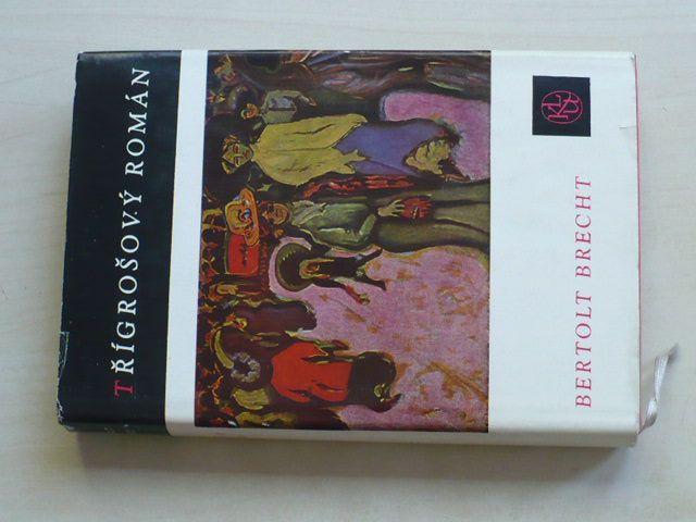 Brecht - Třígrošový román (1962)