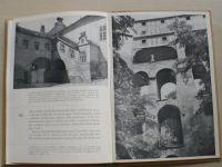 Český Krumlov - Jeho život a umělecký růst (1948) Předmluva V. Mencla