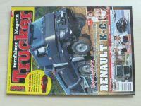 Fernfahrer magazin trucker 1-12 (2014) ročník XXIV. (chybí čísla 1, 7-11, 6 čísel)