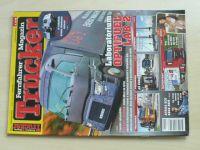 Fernfahrer magazin trucker 1-12 (2015) ročník XXV. (chybí čísla 1, 3, 8, 11, 8 čísel)