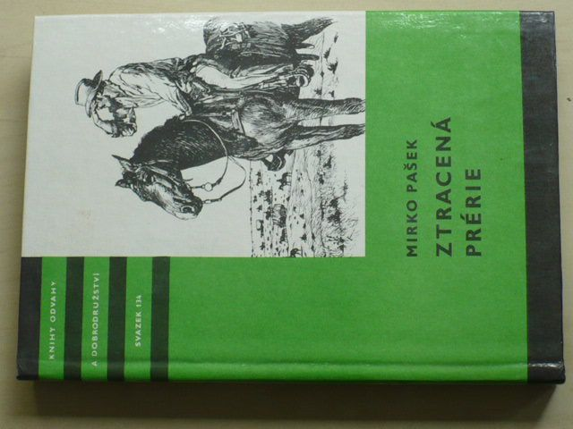 Pašek - Ztracená prérie (1984) KOD 134