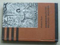 Šustr - Dobrodružství malého indiána (1983) KOD 137