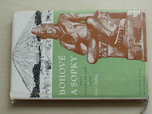 Helbig - Bohové a sopky - Toulky po Jávě (1956)