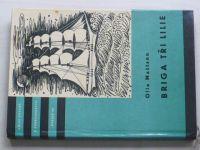 KOD 62 - Mattson - Briga Tři lilie (1963)