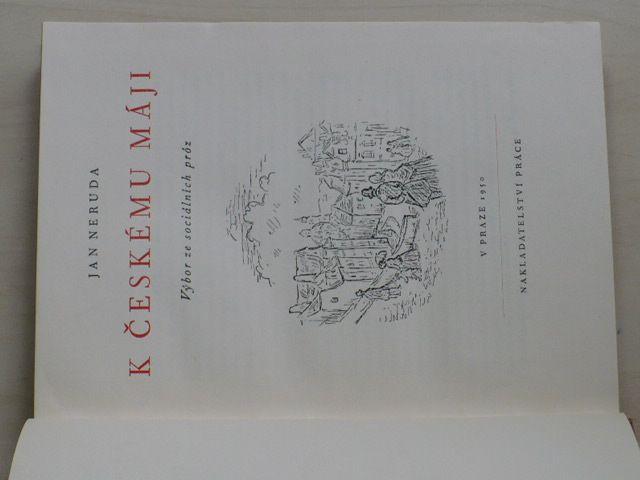 Neruda - K českému máji (1950)