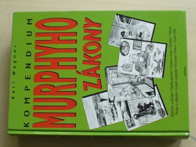Wagner - Kompendium - Murphyho zákony (2001)