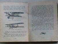 Kpt. T. Zeman, hlavní letecké dílny v Olomouci - Letadla (1925)