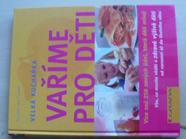 Cramm - Vaříme pro děti (2007)