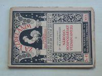 Dr. Rambousek - Národohospodářský význam hmyzu (1915)