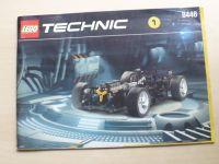 LEGO TECHNIC 1, 2 8448 - Katalog, návod