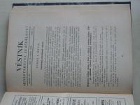 Věstník ministerstva zemědělství 1-10 (1929) ročník XI. + příloha Zemědělský přehled 1-10 (1929) IV.