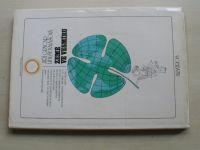 Jiří Grygar, Libuše Kalašová - Země ve vesmíru (Albatros 1992) kresby Malák