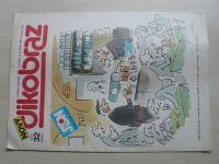 Nový Dikobraz 32 (1990) ročník I.