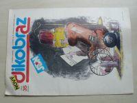 Nový Dikobraz 35 (1990) ročník I.