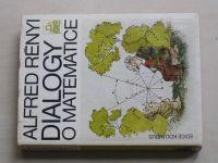 Rényi - Dialogy o matematice (1980)