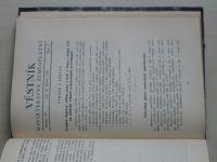 Věstník ministerstva zemědělství 1-10 (1933)ročník XV. + příloha Zemědělský přehled 1-10 (1933)VIII.