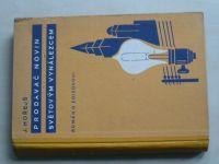 Hořejš - Prodavač novin světovým vynálezcem - Román o Edisonovi (1939)