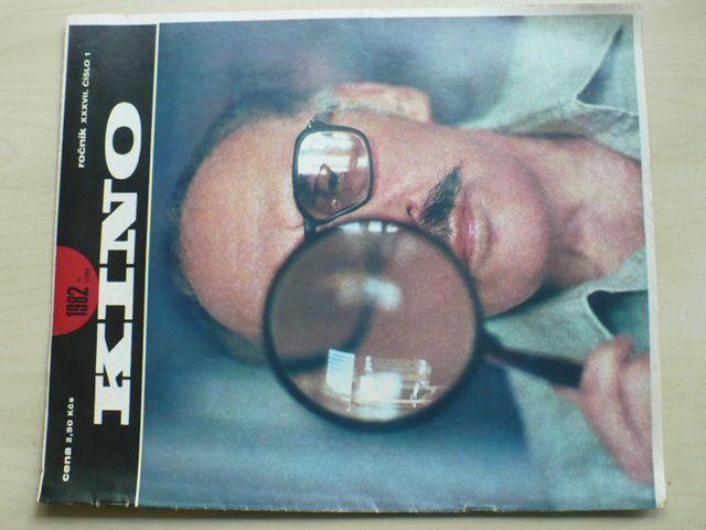 Kino 1 (1982) ročník XXXVII.