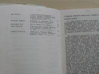Rozpravy Národního technického muzea v Praze 15 - Studie z dějin hornictví (1984)