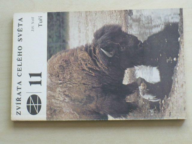 Volf - Zvířata celého světa 11 - Tuři (1987)