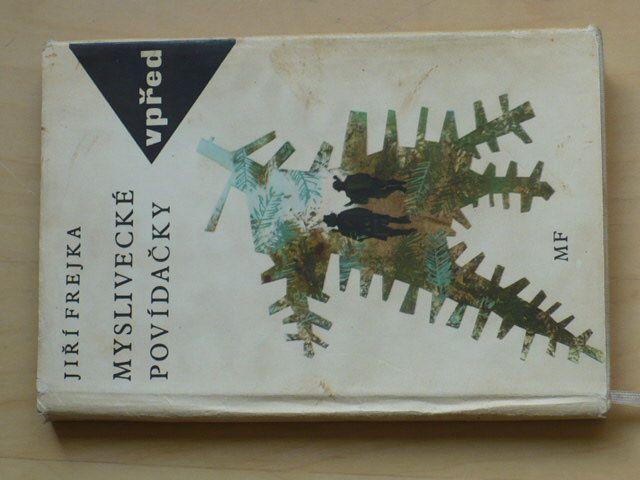 J. Frejka - Myslivecké povídačky (1964)