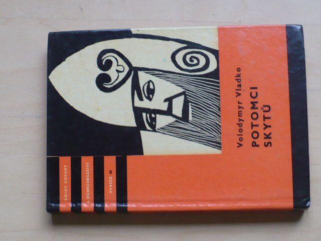 KOD 65 - Potomci Skytů (1963)
