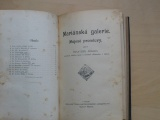 Malý - Naše naděje, Jirásko - Mariánská galerie, Exhorty (1917)